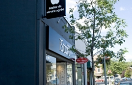 General retail space for rent in Westmount at 386-392 Victoria - Photo 01 - RentersPages – L12783