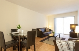 1 bedroom Assisted living retirement homes for rent in Montreal-North at Residences Du Confort - Photo 01 - RentersPages – L19537