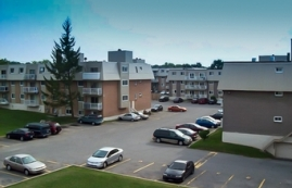 1 bedroom Apartments for rent in Laval at Domaine St Martin - Photo 01 - RentersPages – L9183