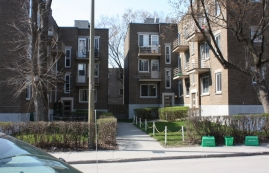2 bedroom Apartments for rent in Cote-des-Neiges at 4723-25-27-29 Fulton - Photo 01 - RentersPages – L23405