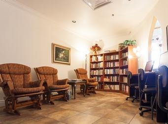 furnished 2 bedroom Independent living retirement homes for rent in Marieville at Les Jardins du Couvent - Photo 02 - RentersPages – L19501