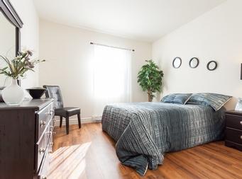 furnished 2 bedroom Independent living retirement homes for rent in Marieville at Les Jardins du Couvent - Photo 05 - RentersPages – L19501