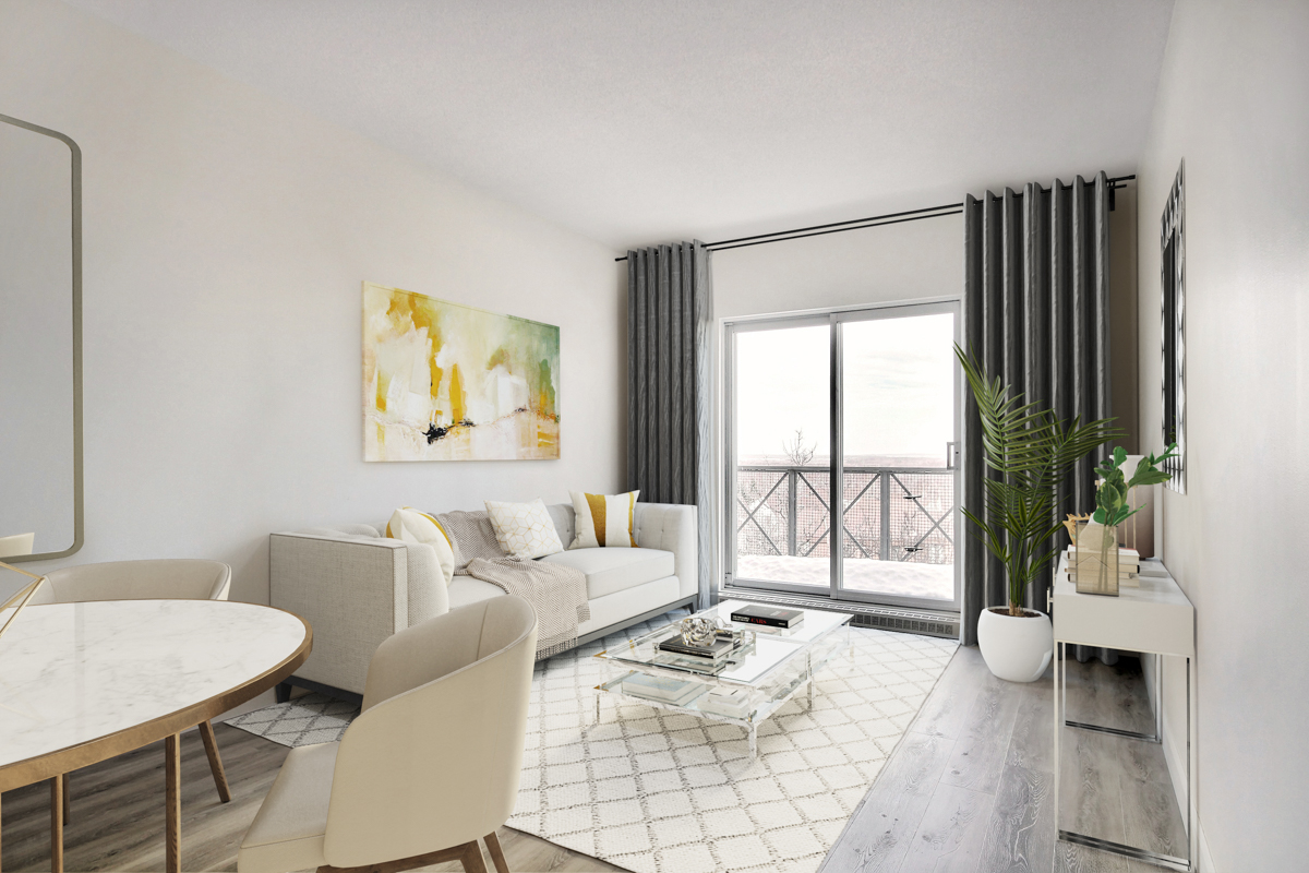 1 bedroom Apartments for rent in Quebec City at Complexe Laudance - Photo 15 - RentersPages – L407138