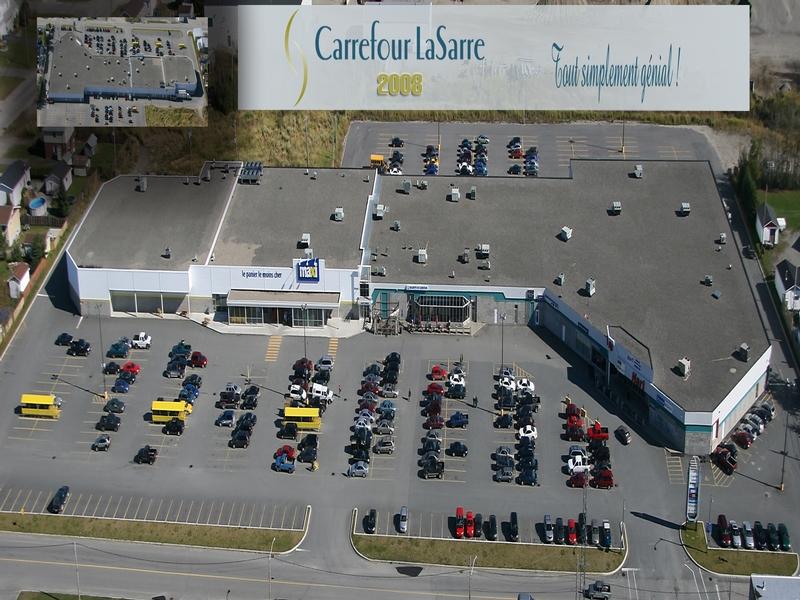 Shopping center for rent in La Sarre at Carrefour-La-Sarre - Photo 01 - RentersPages – L181063