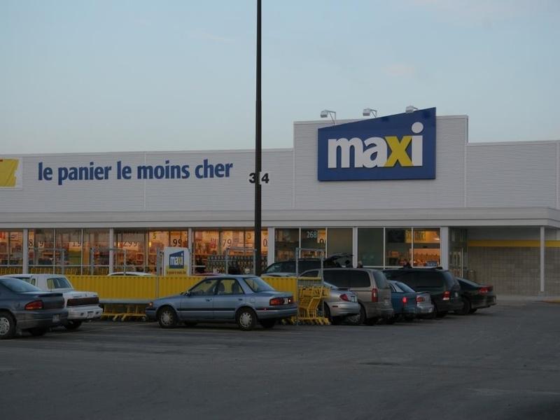 Shopping center for rent in La Sarre at Carrefour-La-Sarre - Photo 02 - RentersPages – L181063