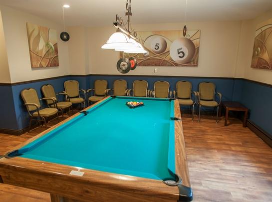 1 bedroom Independent living retirement homes for rent in Loretteville at Jardins Katerina - Photo 05 - RentersPages – L19549