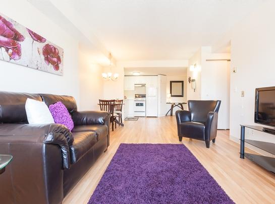 2 bedroom Independent living retirement homes for rent in Quebec City at Le St-Patrick - Photo 03 - RentersPages – L19577