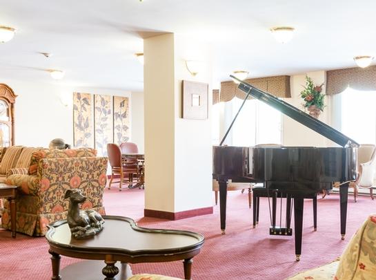 2 bedroom Independent living retirement homes for rent in Quebec City at Le St-Patrick - Photo 07 - RentersPages – L19577