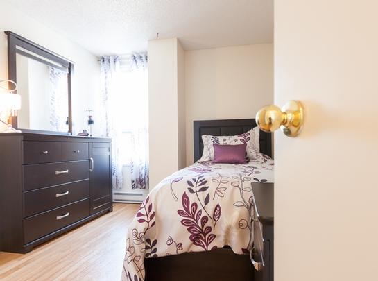 2 bedroom Independent living retirement homes for rent in Quebec City at Le St-Patrick - Photo 11 - RentersPages – L19577